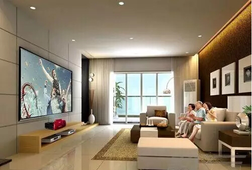 A New Weapon Of The Living Room TheaterSnowhite Antilight Enchanting Living Room Theaters Interior